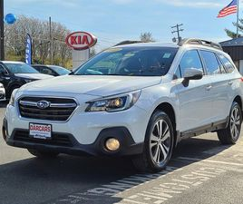 2018 SUBARU OUTBACK 2.5I LIMITED FOR SALE IN SILVER SPRING, MD 20904. VIN IS 4S4BSAKC2J329