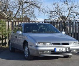 1999 CITROEN XM 2.5TD FOR SALE IN DUBLIN FOR €5,650 ON DONEDEAL