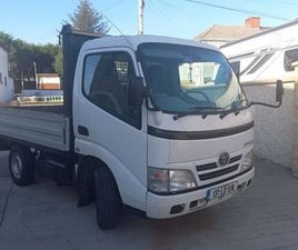 131 TOYOTA DYNA FOR SALE IN WEXFORD FOR €12,750 ON DONEDEAL