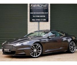 ASTON MARTIN DBS 6.0 V12 COUPE 2DR PETROL TOUCHTRONIC (388 G/KM, 510 BHP)