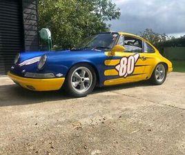 PORSCHE 1968 911/912 SWB 2.0LITRE RACE CAR.INCREDIBLE SPEC.ROAD REGISTERED.