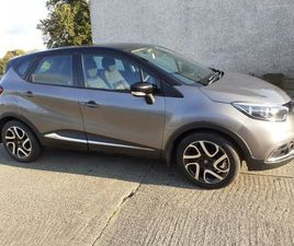 IMMACULATE 2015 CAPTUR WITH FULL SERVICE HISTORY
