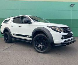 2016 MITSUBISHI L200 SEEKER SPORT DOUBLE CAB DI-D 178 WARRIOR 4WD WITH 7K SPEND