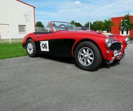 AUSTIN HEALEY 3000 MK2 BT7 - 1962