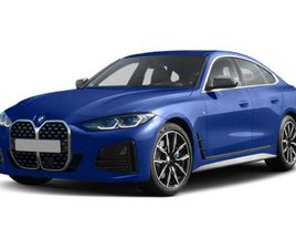 BRAND NEW BLUE COLOR 2022 BMW 4 SERIES 430I GRAN COUPE FOR SALE IN DOYLESTOWN, PA 18901. V