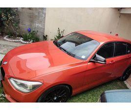 BMW SERIE 1 118I MANUAL
