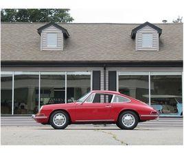 1966 PORSCHE 912 912 5 SPEED COUPE