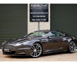 6.0 V12 COUPE 2DR PETROL TOUCHTRONIC (388 G/KM, 510 BHP)