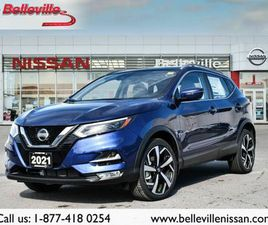 2021 NISSAN QASHQAI AWD SL CVT | CARS & TRUCKS | BELLEVILLE | KIJIJI