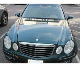 2007 MERCEDES-BENZ E-CLASS BASIC | CARS & TRUCKS | CITY OF TORONTO | KIJIJI