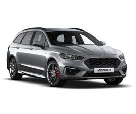 FORD MONDEO 2.0 TIVCT ST-LINE EDITION CVT (S/S) 5DR