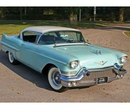 CADILLAC COUPE 1957 - RAT LOOK