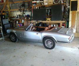 TRIUMPH SPITFIRE GT6, 68-71 | CLASSIC CARS | PETERBOROUGH | KIJIJI