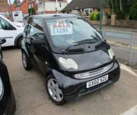 SMART AND PULSE 2DR AUTO