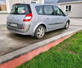 RENAULT GRAND SCENIC FOR SALE IN DONEGAL FOR €1,200 ON DONEDEAL