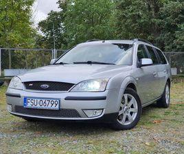 SPRZEDAM FORD MONDEO MK3 POLICE ANNY JAGIELLONKI • OLX.PL
