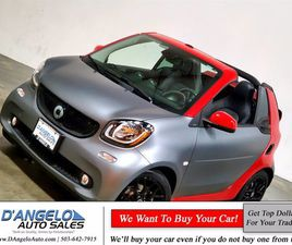 USED 2017 SMART FORTWO PRIME