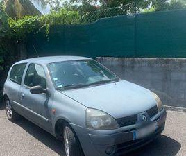 RENAULT CLIO II PHASE 2 1.2 I 16V 75CV