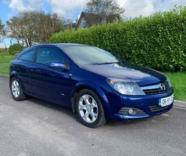2006 OPEL ASTRA SXI 1.4 I 16V FOR SALE IN KERRY FOR €1,950 ON DONEDEAL