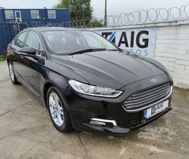 181 - FORD MONDEO 2.0 ZETEC TDCI AUTO NAVIGATION FOR SALE IN MEATH FOR €22,250 ON DONEDEAL