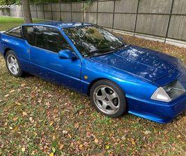 ALPINE RENAULT V6 TURBO GTA 1989 PARFAIT ETAT