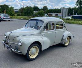 RENAULT 4CV AFFAIRES - 1954
