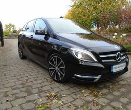MERCEDES B180 AUTO 1.6 BE HALF LEATHER HIGH SPEC FOR SALE IN DUBLIN FOR €13,950 ON DONEDEA