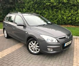 I30 SW 1.6CRDI 1 OWNER FROM NEW FOR SALE IN DUBLIN FOR €3,450 ON DONEDEAL
