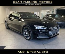 AUDI A5 10K MILES AUTO S LINE 35 TFSI FOR SALE IN GALWAY FOR €41,450 ON DONEDEAL