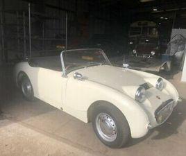 AUSTIN HEALEY SPRITE MK1 1960