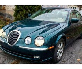 JAGUAR S-TYPE 2002 AUTOMATIQUE | CARS & TRUCKS | LONGUEUIL / SOUTH SHORE | KIJIJI