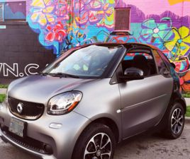 2017 SMART PASSION CABRIOLET WITH ALLOY WHEELS | CARS & TRUCKS | ST. CATHARINES | KIJIJI