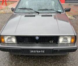 LANCIA DELTA GT DEL 1984 IN SALDO