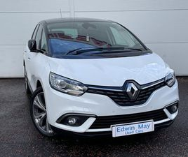 2017 RENAULT SCENIC 1.2 TCE DYNAMIQUE S NAV - £14,490