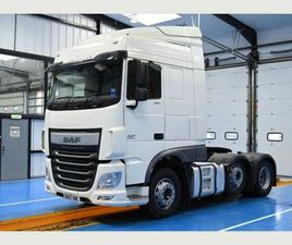 2017 (67) DAF XF 460 SPACECAB, EURO 6, 6X2 MIDLIFT FOR SALE IN MONAGHAN FOR €UNDEFINED ON