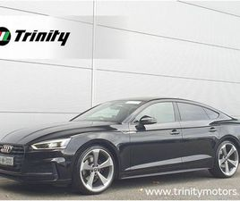 AUDI A5 SLINE BLACK EDITION 35 TFSI 150 BHP AUTO FOR SALE IN WICKLOW FOR €49,950 ON DONEDE