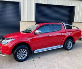 2018 MITSUBISHI L200 2.5 DID TITAN 178BHP FOR SALE IN TYRONE FOR £14,250 ON DONEDEAL