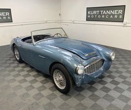 1959 AUSTIN-HEALEY BN6 TWO SEATER 100-6