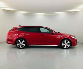 KIA OPTIMA 1.7 CRDI GT-LINE S ISG 5D AUTO 139 BHP - PAN ROOF, DIESEL SPORTSWAGON