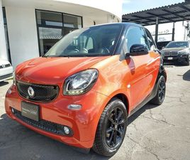 SMART FORTWO 1.0 COUPE MT