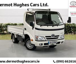 TOYOTA DYNA 3.0 D4D TWIN WHEEL PICK UP FOR SALE IN ROSCOMMON FOR €18,000 ON DONEDEAL