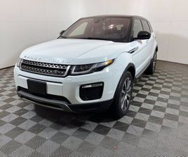 USED 2019 LAND ROVER RANGE ROVER EVOQUE HSE