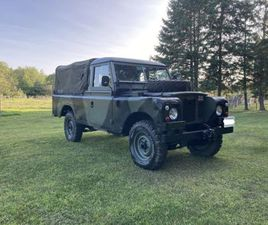 1978 LAND ROVER OTHER SERIES 3 109 FITTED FOR RADIO | CARS & TRUCKS | OTTAWA | KIJIJI