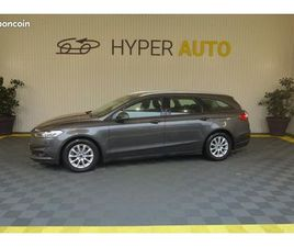 FORD MONDEO SW 1.6 TDCI 115 ECONETIC BUSINESS NAV - 5P