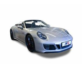 PORSCHE 911 CARRERA GTS 3.0 3.0 CABRIOLET PDK