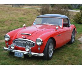 50-YEARS-OWNED 1962 AUSTIN-HEALEY 3000 BT7 4-SEAT ROADSTER