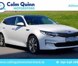 KIA OPTIMA SPORTSWAGON EXS 5DR FOR SALE IN WESTMEATH FOR €19,995 ON DONEDEAL