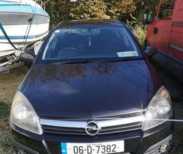 OPEL ASTRA 1.4 PETROL, LOW MILEAGE FOR SALE IN WEXFORD FOR €1,350 ON DONEDEAL