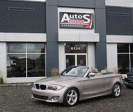 BMW 1 SERIES 2012 128I CABRIOLET
