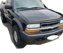 2002 CHEVY S10 ZR2.   CARS & TRUCKS   OAKVILLE / HALTON REGION   KIJIJI